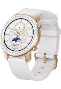 AMAZFIT - Smartwatch Amazfit GTR 42mm Biały (W1910TY3N). Rodzaj zegarka: smartwatch. Kolor: biały