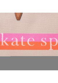 Kate Spade - Torebka KATE SPADE - PXR00518 Pink Multi 673U. Kolor: wielokolorowy, beżowy, różowy. Materiał: skórzane. Styl: klasyczny