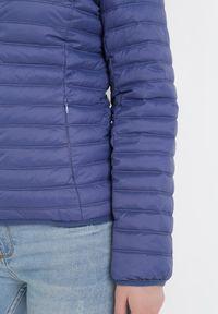 Niebieska kurtka przejściowa Born2be