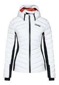 Biała kurtka sportowa Colmar narciarska