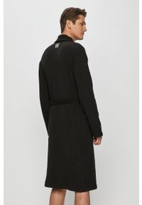 Czarny szlafrok Calvin Klein Underwear
