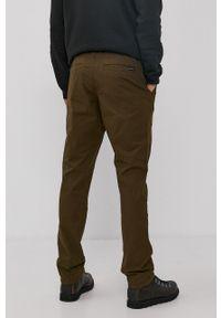 columbia - Columbia - Spodnie. Okazja: na co dzień. Kolor: zielony. Materiał: tkanina. Styl: casual