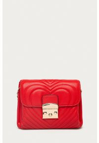 Morgan - Torebka. Kolor: czerwony. Rodzaj torebki: na ramię #1