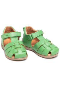 Froddo - Sandały FRODDO - G2150130-4 M Green. Kolor: zielony. Materiał: skóra. Sezon: lato