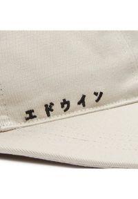 Beżowa czapka z daszkiem Edwin