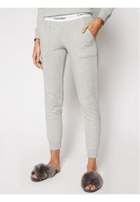 Szare spodnie dresowe Calvin Klein Underwear