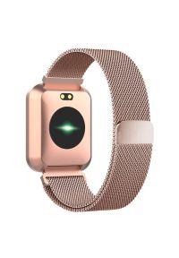 Złoty zegarek TFO elegancki, smartwatch