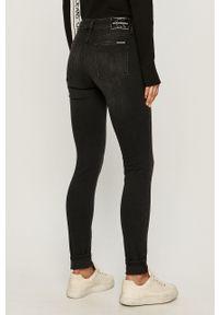 Calvin Klein Jeans - Jeansy CKJ 011. Kolor: czarny