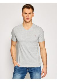 Guess T-Shirt M1RI37 I3Z11 Szary Slim Fit. Kolor: szary