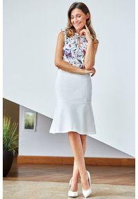 Spódnica rozkloszowana elegancka