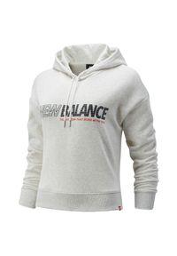 Bluza New Balance elegancka, długa