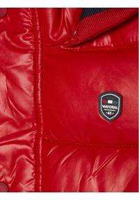 Mayoral Kurtka zimowa 2482 Czerwony Regular Fit. Kolor: czerwony. Sezon: zima