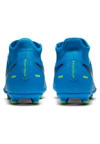 Buty piłkarskie dla dzieci Nike Phantom GT Club Dynamic Fit JR MGCW6727. Materiał: materiał, syntetyk, skóra. Sport: piłka nożna