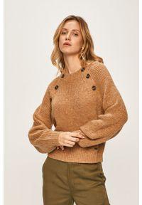 Sweter Pepe Jeans raglanowy rękaw