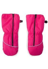Reima Rękawiczki dziecięce Tepas 517203 Różowy. Kolor: różowy