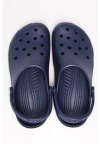 Niebieskie klapki Crocs