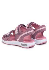 Fioletowe sandały Superfit