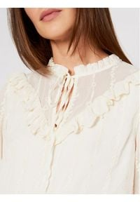 Liu Jo Sukienka codzienna WA1236 T5960 Biały Regular Fit. Okazja: na co dzień. Kolor: biały. Typ sukienki: proste. Styl: casual
