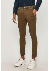 Oliwkowe spodnie G-Star RAW