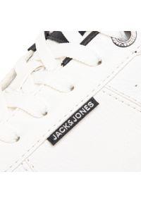 Białe sneakersy Jack & Jones