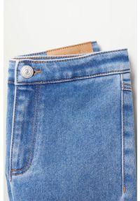 Niebieskie jeansy Mango Kids #3