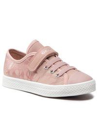 Geox Trampki J Ciak G. G J1504G 000AN C8011 S Różowy. Kolor: różowy