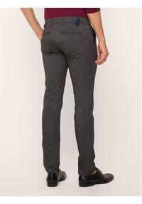 Pierre Cardin Spodnie materiałowe 30035/000/4767 Szary Antibes Fit. Kolor: szary. Materiał: materiał