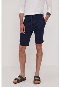 Niebieskie szorty Polo Ralph Lauren casualowe, na co dzień, gładkie