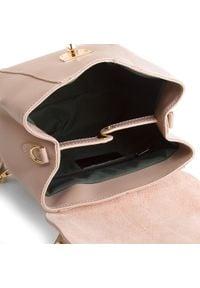 Różowy plecak Creole klasyczny