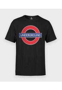MegaKoszulki - Koszulka męska London 2. Materiał: bawełna