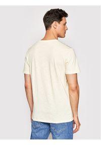 Jack & Jones - Jack&Jones T-Shirt Christensen 12185392 Żółty Regular Fit. Kolor: żółty