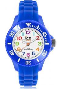 Niebieski zegarek Ice Watch