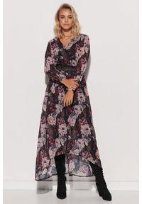 Sukienka Makadamia w kwiaty