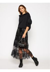 Czarna spódnica TwinSet