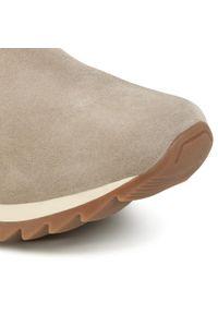 Gioseppo - Trzewiki GIOSEPPO - Linz 60918 Sand. Okazja: na spacer. Kolor: beżowy. Materiał: skóra, skóra ekologiczna, zamsz. Szerokość cholewki: normalna. Sezon: zima