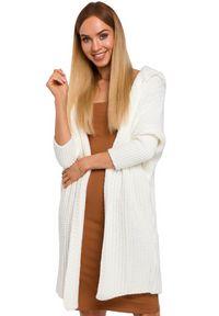 Sweter MOE z długim rękawem, długi, elegancki