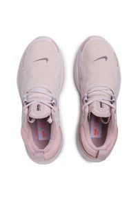 Różowe buty do biegania Nike
