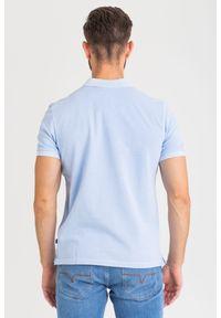 T-shirt JOOP! Jeans sportowy, polo, w jednolite wzory