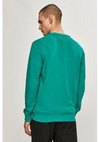 Pepe Jeans - Bluza George. Okazja: na co dzień. Kolor: turkusowy. Styl: casual
