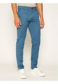 Niebieskie spodnie Tommy Jeans