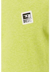 Bluza nierozpinana Diesel bez kaptura, na co dzień, casualowa