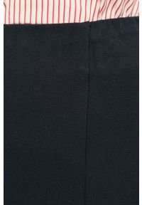 Niebieskie spodnie materiałowe TOMMY HILFIGER