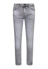 Guess Jeansy Super Skinny Fit Chris M0YA27 D4381 Szary Super Skinny Fit. Kolor: szary. Materiał: jeans #3