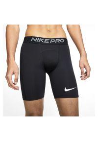 Spodenki męskie treningowe Nike Pro BV5635. Materiał: tkanina, poliester, materiał. Sport: fitness