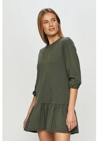 Zielona sukienka Haily's prosta, casualowa