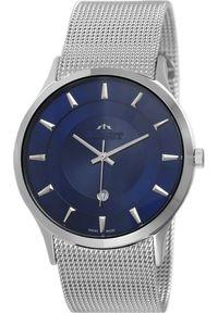Srebrny zegarek Bisset