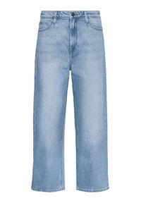 Lee Jeansy L30SMWKP Niebieski Wide Leg. Kolor: niebieski #5