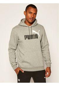 Puma Bluza Ess 2 Col 598014 Szary Regular Fit. Kolor: szary