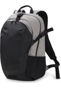 Szary plecak na laptopa DICOTA