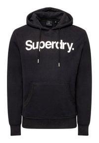 Superdry Bluza Bluza Cl Ns M2010289A Czarny Regular Fit. Kolor: czarny #5